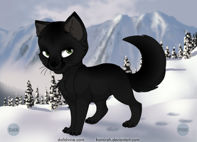 Hollyleaf and My Theory by Warriorfanatic99