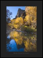 South Boulder Mirror by yenom