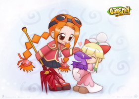 Weekly art#38 Gurumin by HowXu