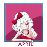 April by XXCider