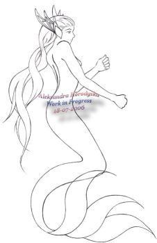 Mermaid Preview by Tygrys