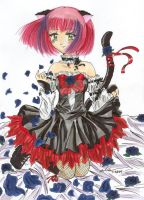 Frills and Flowers by Tamao