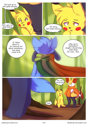 Aezae's Tales Chapter 1 Page 27 by Xael-The-Artist