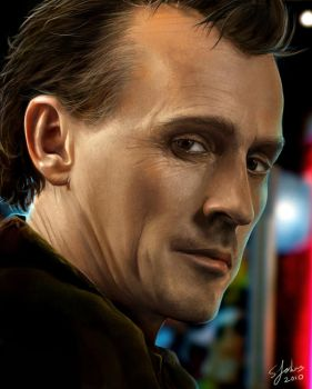 Robert Knepper by Sheridan-J