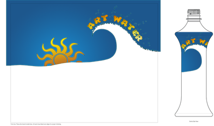 Art Water Entry 3 by ashpash