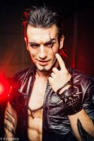 Gladiolus Cosplay - Square Enix Final Fantasy XV by LeonChiroCosplayArt
