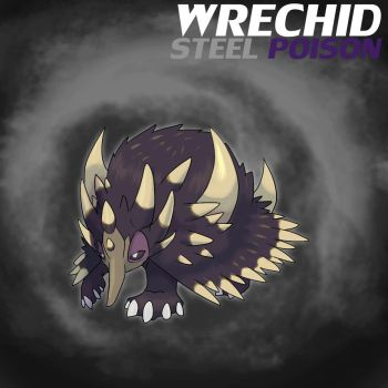 Wrechid by ShinyGazza