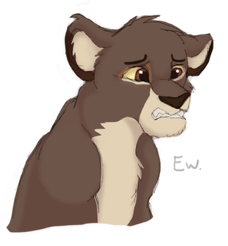My face when I look at my art by WoolNoon