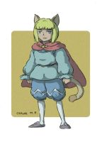Evan Ni No Kuni 2 FanArt by Carlos-MP