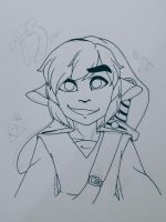 Green link WIP (not done) by xXPans-LinkXx