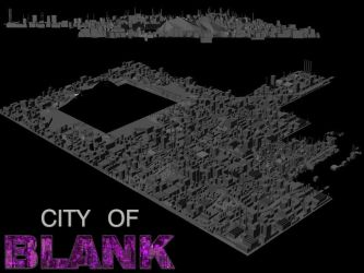 City of Blank - Glory City NEW by CrimsonStrife
