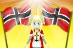 The Germanian Knight Witch of Karlsland by ThanyTony
