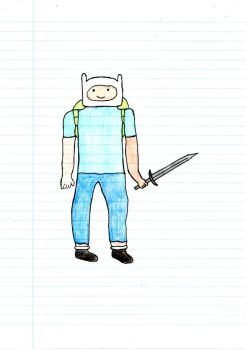 Finn the Human by punkisuper