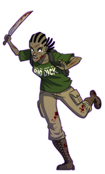 State of Decay - Sam Hoffman by thousanium