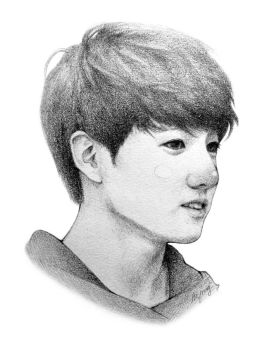 Jungkook by ShadowSeason
