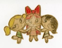 1st PPG Drawing by CMcC