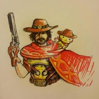 Mccree and Billy