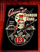Queen of Thunder Road by MarcusJones
