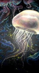 Jelly Fish by supamas