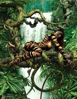 Jungle Fever by colero