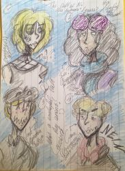 Ruined fandom ((Cult of No)) by FabulousandDumbness1