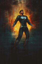 Superman Doomsday by jasric