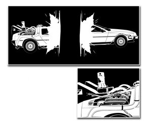 This Is Not A DeLorean by GoaliGrlTilDeath