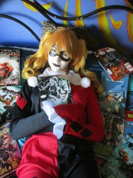 Harley Quinn (Old picture) by animecat33