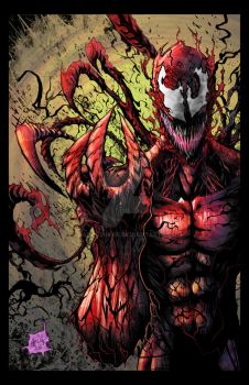 Carnage Colors by hanzozuken