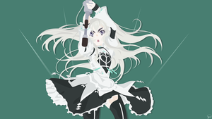 Chaika Trabant {Hitsugime no Chaika} Vector by greenmapple17