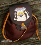 American Kestrel Bag by terceleto
