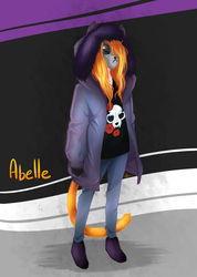 Abelle by Luziland2