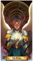 Justice - commission by Ioana-Muresan