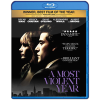 A Most Violent Year by prestigee