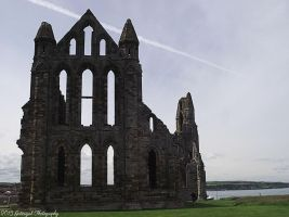 Whitby Abbey V by Gatesigirl