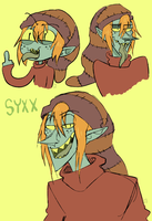Syxx by MaladyNauseous