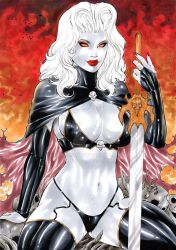 Lady death by laniosena