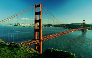USA San Francisco Golden Gate by angelcostavillacrez