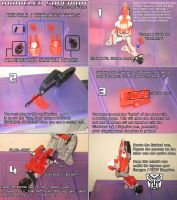 Bionicled Superion - Tutorial by SturmvogelPrime