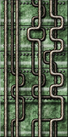 Green TechWall 04 (Remake) by Hoover1979