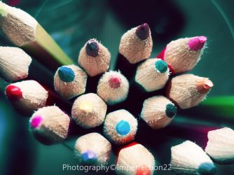Crayons by Imperfection22