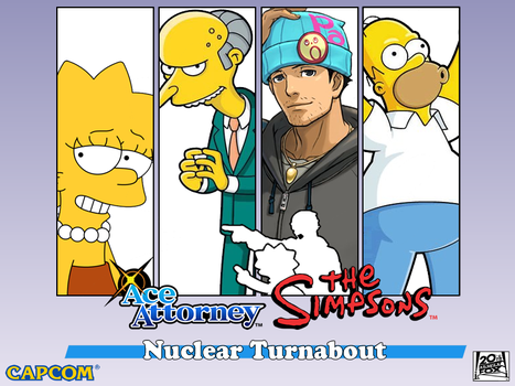 Phoenix Wright: Nuclear Turnabout by Gazmanafc