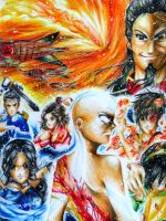 ATLA_ The last Stand by phoenix4ever