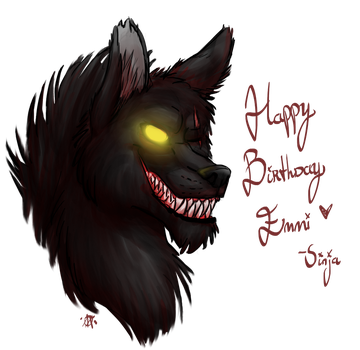 Ain't No Bad On This Conscience [gift] by SinjaWolfpaw