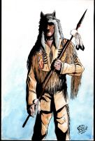 Native American by acarabet