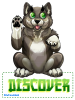 Maneki Badge: Discovery by Rageaholic7898