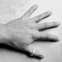 His Hand by nibbler-photo