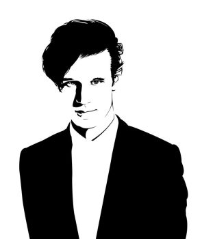 Matt Smith by pin-n-needles