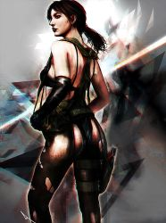 Quiet - Metal Gear Solid V by SiriCC