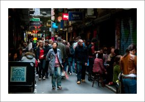 Degraves St by Cameron-Jung